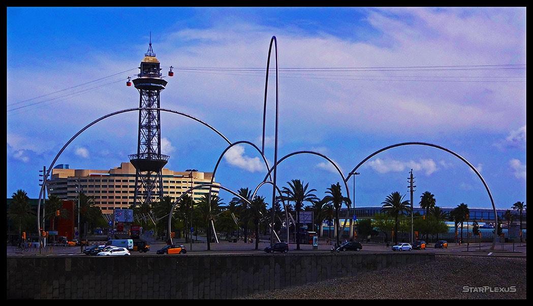 barcelona bay