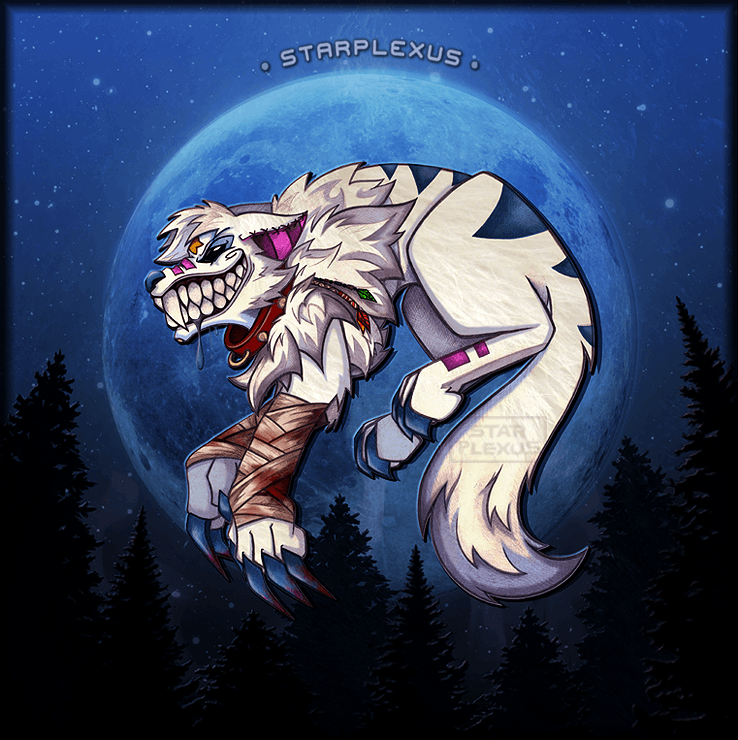 feral moon