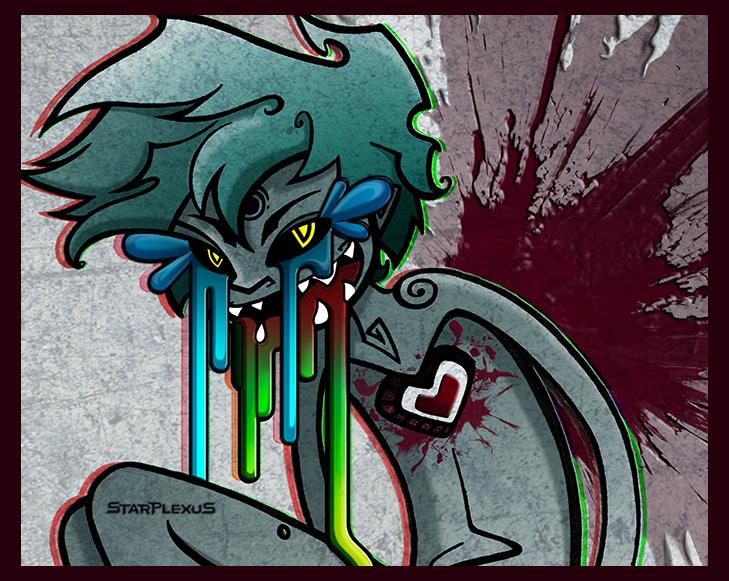 Heartcore Closeup